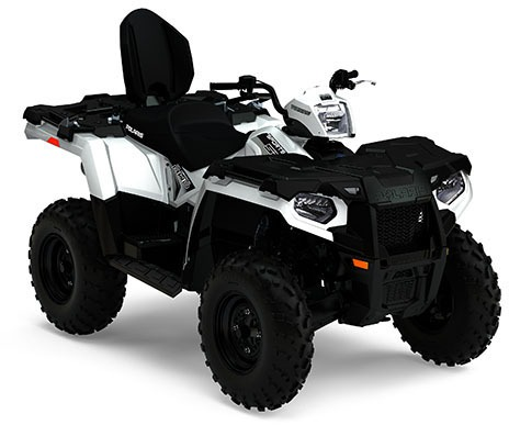 2017 Polaris Sportsman Touring 570 EPS in Hancock, Wisconsin