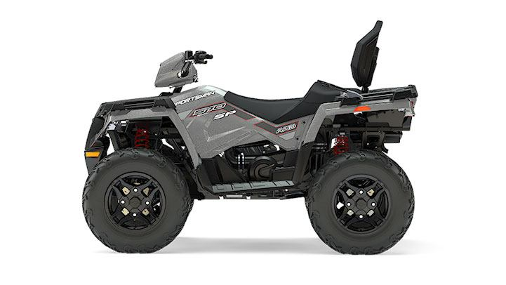 2017 Polaris Sportsman Touring 570 SP in Brighton, Michigan