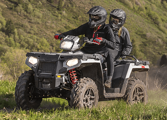 2017 Polaris Sportsman Touring 570 SP in Rushford, Minnesota