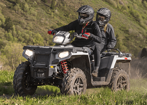 2017 Polaris Sportsman Touring 570 SP in Ferrisburg, Vermont