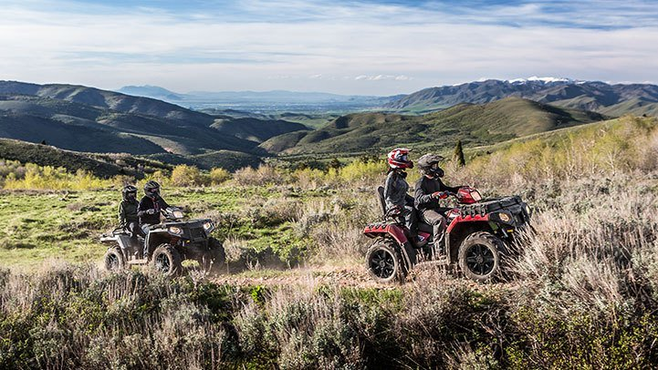 2017 Polaris Sportsman Touring 570 SP in Yuba City, California