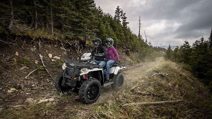 2017 Polaris Sportsman Touring 570 SP in Center Conway, New Hampshire