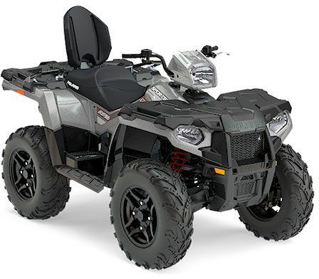 2017 Polaris Sportsman Touring 570 SP in Chicora, Pennsylvania