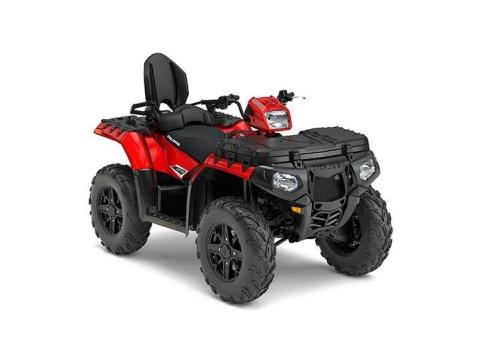 2017 Polaris Sportsman Touring 850 SP in Lewiston, Maine