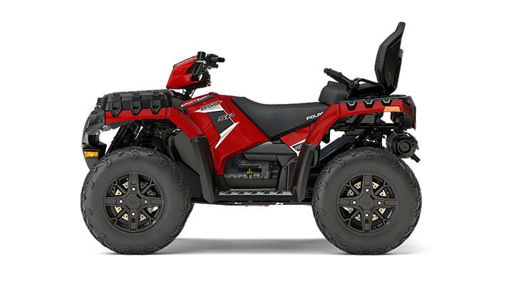 2017 Polaris Sportsman Touring 850 SP in Mount Pleasant, Michigan