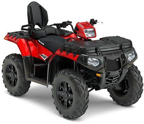 2017 Polaris Sportsman Touring 850 SP in Hancock, Wisconsin