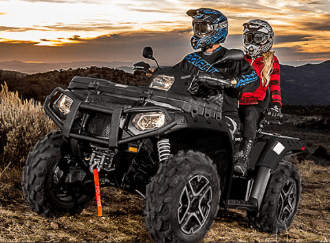 2017 Polaris Sportsman Touring XP 1000 in Chicora, Pennsylvania