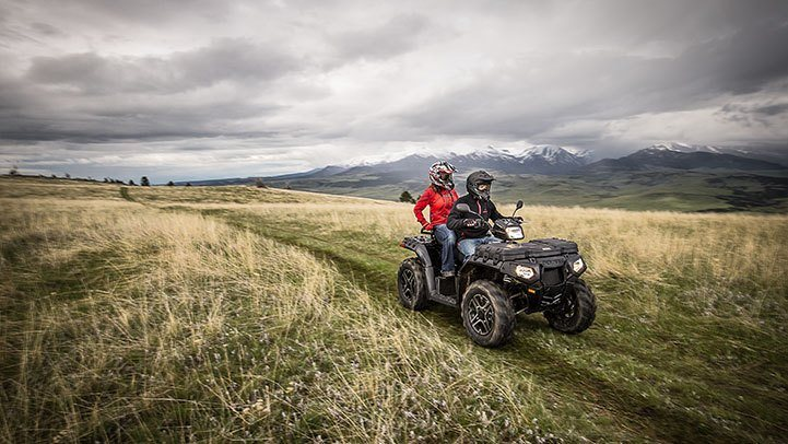 2017 Polaris Sportsman Touring XP 1000 in San Diego, California