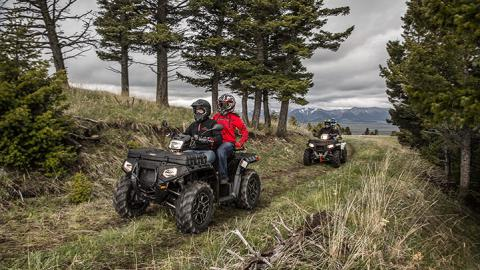 2017 Polaris Sportsman Touring XP 1000 in Asheville, North Carolina
