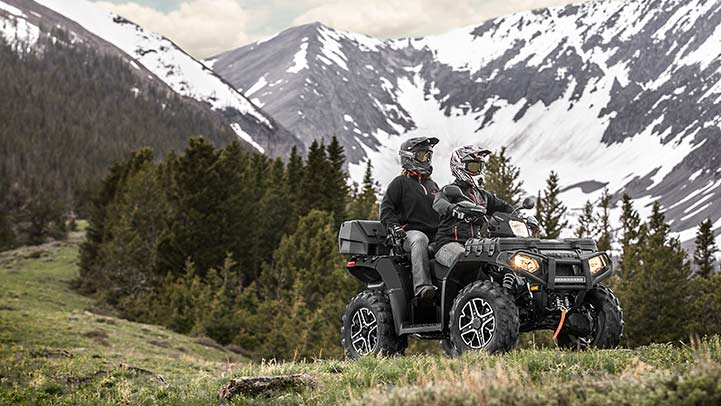 2017 Polaris Sportsman Touring XP 1000 in Ironwood, Michigan