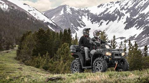2017 Polaris Sportsman Touring XP 1000 in Tyrone, Pennsylvania
