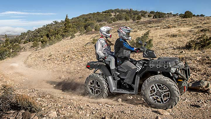 2017 Polaris Sportsman Touring XP 1000 in Little Falls, New York