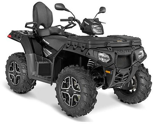 2017 Polaris Sportsman Touring XP 1000 in Rushford, Minnesota