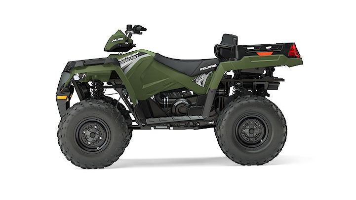 2017 Polaris Sportsman X2 570 EPS in Leland, Mississippi