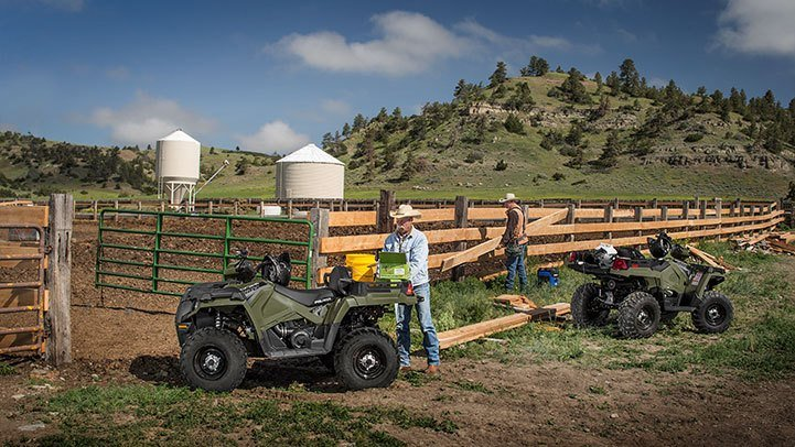 2017 Polaris Sportsman X2 570 EPS in Corona, California