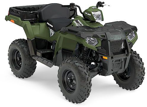 2017 Polaris Sportsman X2 570 EPS in Woodstock, Illinois