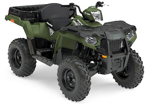 2017 Polaris Sportsman X2 570 EPS in Baldwin, Michigan
