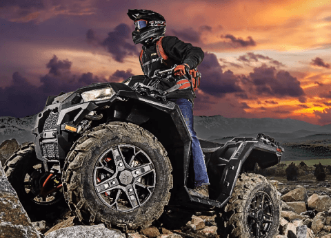 2017 Polaris Sportsman XP 1000 in Iowa Falls, Iowa