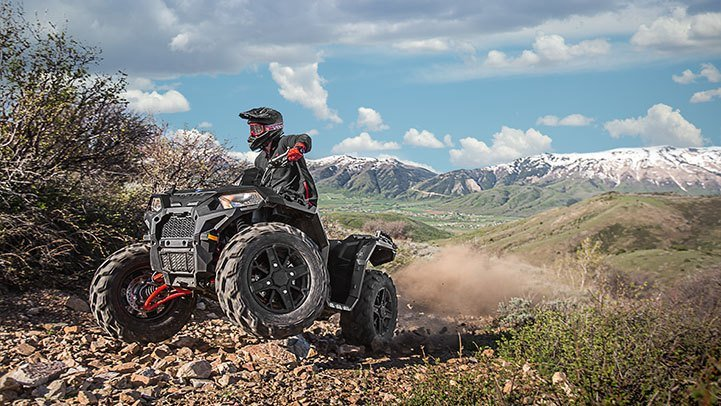 2017 Polaris Sportsman XP 1000 in Calmar, Iowa