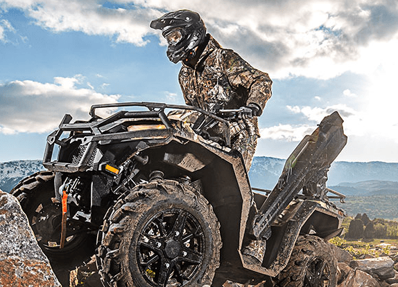 2017 Polaris Sportsman XP 1000 Hunter Edition in Auburn, California