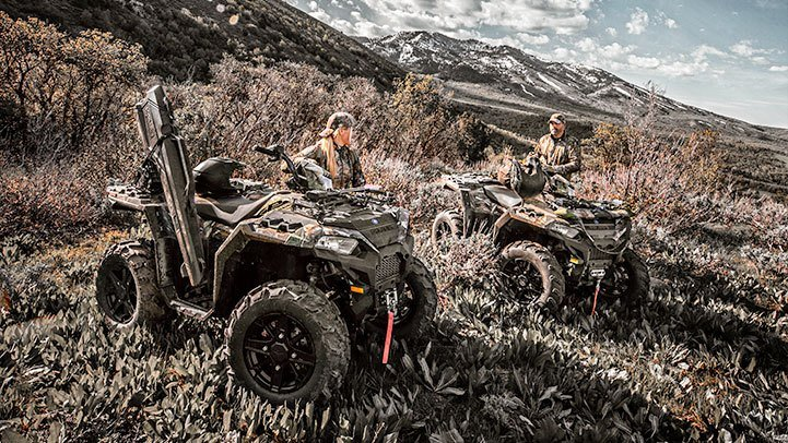 2017 Polaris Sportsman XP 1000 Hunter Edition in Chicora, Pennsylvania