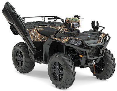 2017 Polaris Sportsman XP 1000 Hunter Edition in Tomahawk, Wisconsin