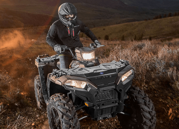 2017 Polaris Sportsman XP 1000 LE in Anchorage, Alaska