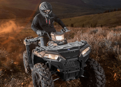 2017 Polaris Sportsman XP 1000 LE in Calmar, Iowa