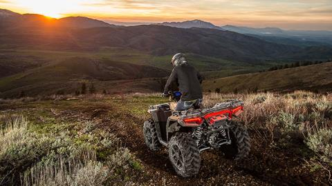 2017 Polaris Sportsman XP 1000 LE in Center Conway, New Hampshire
