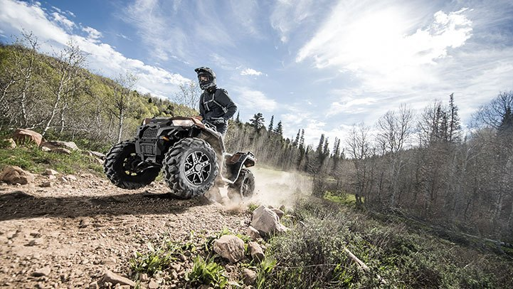 2017 Polaris Sportsman XP 1000 LE in Rushford, Minnesota