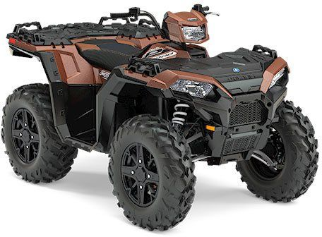 2017 Polaris Sportsman XP 1000 LE in Troy, New York