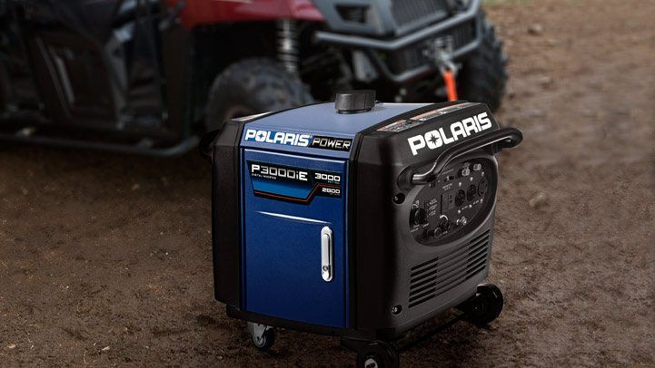 2017 Polaris P3000iE in Little Falls, New York