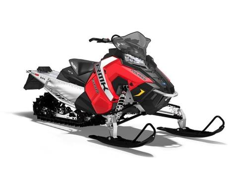 2017 Polaris 600 RMK 144 ES in Calmar, Iowa