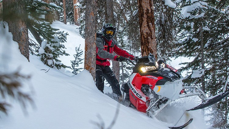 2017 Polaris 800 PRO-RMK 155 in Monroe, Washington