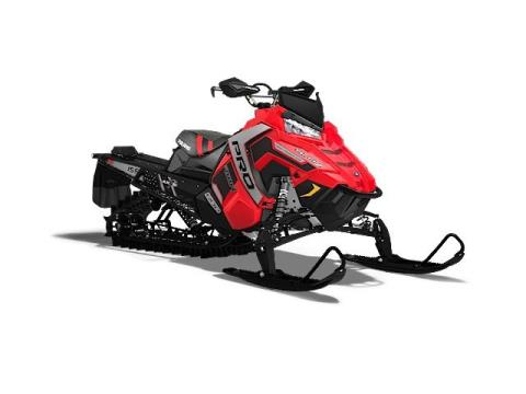 2017 Polaris 800 PRO-RMK 155 3 in. SnowCheck Select in Troy, New York