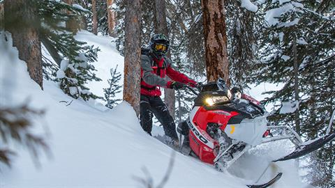 2017 Polaris 800 PRO-RMK 155 ES in Gunnison, Colorado