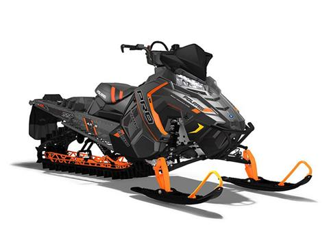 2017 Polaris 800 PRO-RMK 155 LE in Dimondale, Michigan