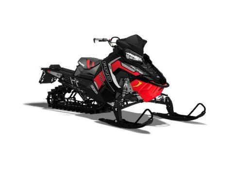 2017 Polaris 800 PRO-RMK 155 SnowCheck Select in Troy, New York