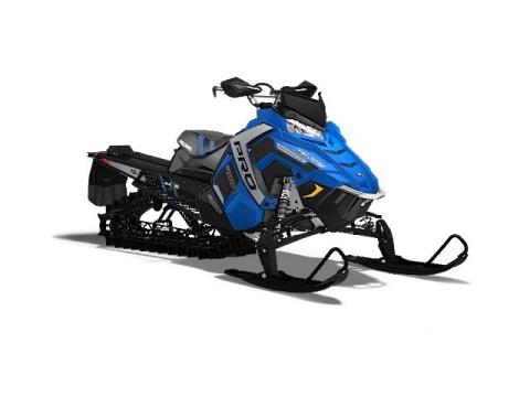 2017 Polaris 800 PRO-RMK 163 3 in. SnowCheck Select in Troy, New York