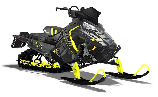 2017 Polaris 800 PRO-RMK 163 LE in Traverse City, Michigan