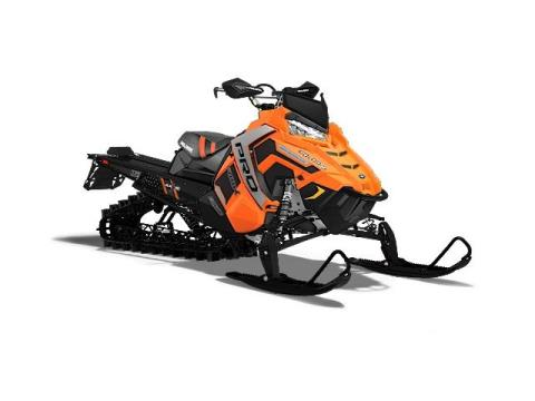 2017 Polaris 800 PRO-RMK 163 SnowCheck Select in Troy, New York