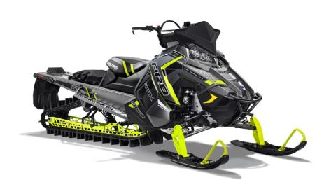 2017 Polaris 800 PRO-RMK 174 LE in Sterling, Illinois