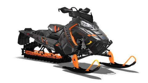 2017 Polaris 800 PRO-RMK 174 LE in Marietta, Ohio