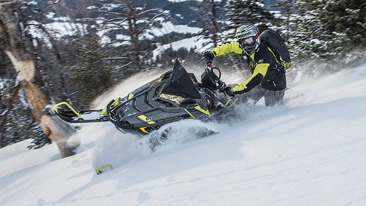 2017 Polaris 800 PRO-RMK 174 LE in Three Lakes, Wisconsin