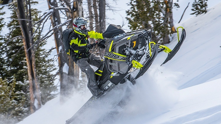 2017 Polaris 800 PRO-RMK 174 LE in Elk Grove, California - Photo 8