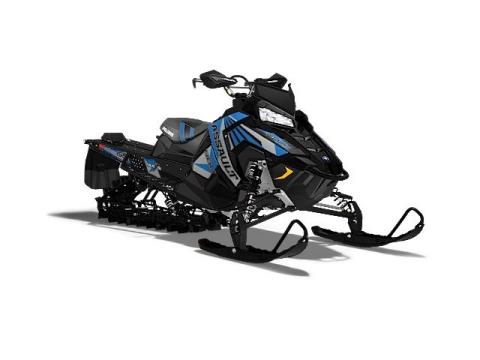 2017 Polaris 800 RMK Assault 155 3 in. SnowCheck Select in Troy, New York