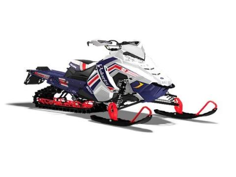 2017 Polaris 800 RMK Assault 155 SnowCheck Select in Troy, New York