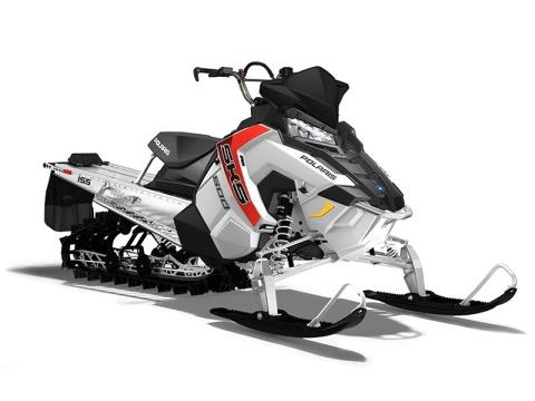 2017 Polaris 800 SKS 155 ES in Iowa Falls, Iowa