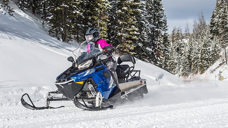 2017 Polaris 550 INDY LXT in Albert Lea, Minnesota