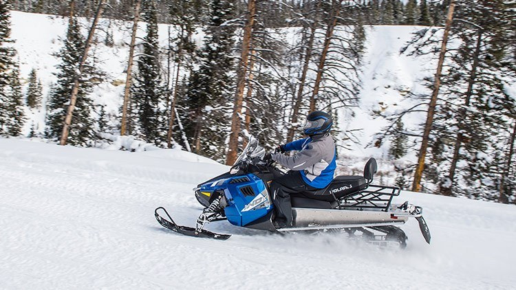 2017 Polaris 550 INDY LXT in Red Wing, Minnesota